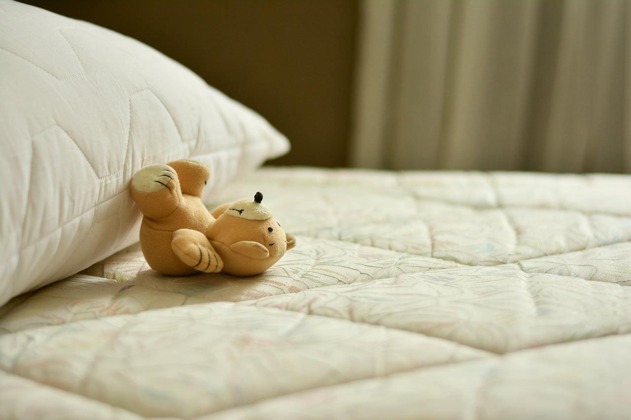 Tutti a letto! Storia del materasso