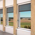 Le vetrate panoramiche a Roma: scegliere quella giusta