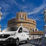Quanto costa noleggiare un furgone a Roma?